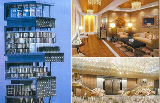 World S Most Expensive House Is In India Middle And Above Grade 6